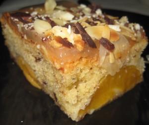 Pfirsich-Schokoladenkuchen 05
