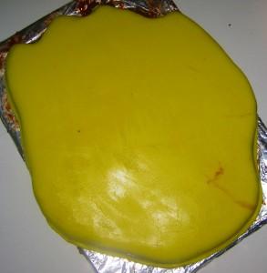 Chocobo Kuchen mit MMF 005