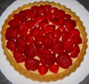 Erdbeer-Vanillepudding-Kuchen 003