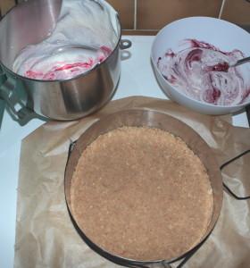 Himbeer-Blaubeere-Kuchen 02