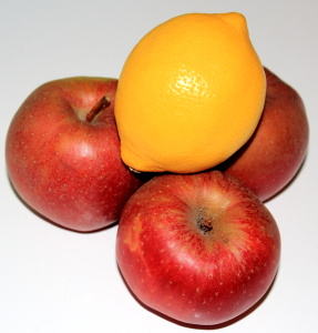 Apfel-Spekulatius-Kuchen Zutaten Füllung