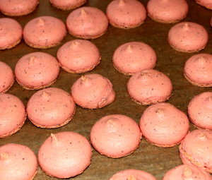Macarons Bratapfelfüllung 02