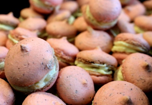 Macarons Bratapfelfüllung 04
