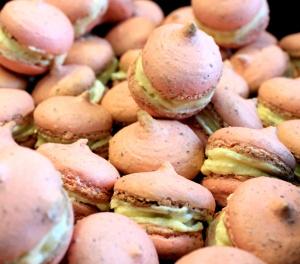Macarons Bratapfelfüllung 05