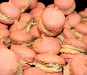 Macarons Bratapfelfüllung 06