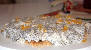 Joghurt-Mohn-Mandarinen Kuchen 02
