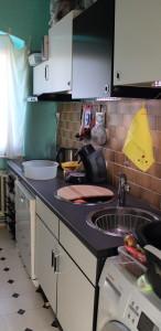 Küchen Umbau rechts