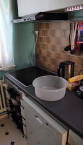 Küchen Umbau rechts Details