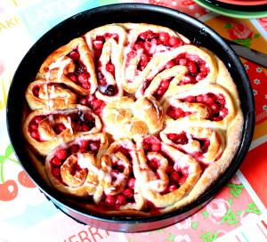 Johannisbeere-Schnecken-Kuchen 02