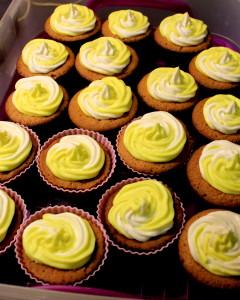Zitronen Cupcake 02