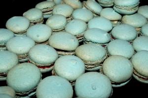 Macarons diverse Füllung 03