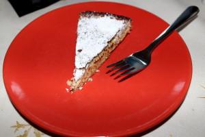 Weiße Schokoladen Kuchen 02