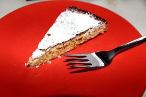 Weiße Schokoladen Kuchen 03