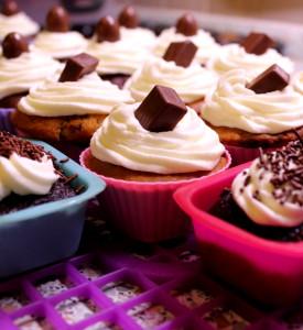 Riegel und Cola Muffin 06
