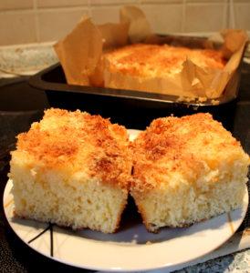 Kokos Buttermilch Kuchen 03